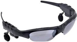 EKIND EKIND Wireless Sunglass (Polarized Lenses) Handsfree Headset Bluetooth MP3 Sun Glasses Headset For Cell mobille Phone Wireless Bluetooth Headset With Mic