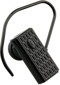 NoiseHush NoiseHush Lightweight Wireless Bluetooth Headset for All Smartphones - Black Headset with Mic