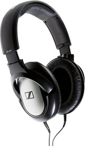 Sennheiser HD201 Wired Gaming Headset With Mic