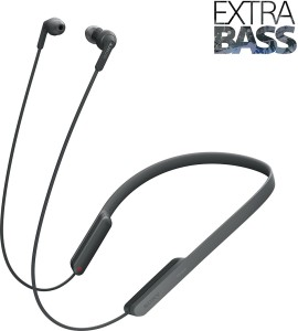 Sony MDR-XB70BT/BZE EXTRA BASS Neck-Band Style Wireless Bluetooth Headset With Mic