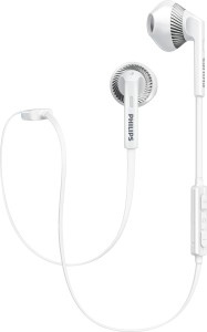 Philips SHB 5250WT Wireless Bluetooth Headset With Mic