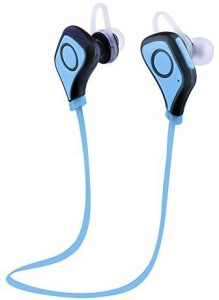 Sunvito Sunvito Bluetooth Earbuds Wireless Stereo Headphones Headset Sports Running Gym Exercise Earphones Earpiece rophone & Rechargeable Li-ion Battery for Iphone 5s 5c 4s 4 Ipad 2 3 4 New Ipad Ipod Android Samsung Galaxy S Wireless Bluetooth Headset With Mic