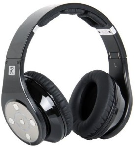 Bluedio Bluedio R+ Bluetooth Stereo Headset for Mobile Phones - Retail Packaging - Black Headset with Mic