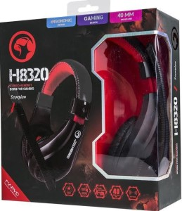 MARVO H8320 Wired Gaming Headset With Mic
