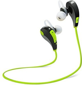 Newplus NewplusTM [New Version] Update Bluetooth 4.1 Portable Mini Lightweight Wireless Sports/Running &Gym/Hiking/Jogger/Exercise Sweatproof Bluetooth Earbuds Earpiece Headphones Headsets/Microphone with Clear Sound,AptX,CVC6.0 Nois Wireless Bluetooth Gaming Headset With Mic