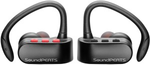 SoundPeats Q16 Mini Dual Wireless Earbuds, True Wireless Stereo Bluetooth Earphones Sweatproof In-Ear Headset  Wireless Bluetooth Gaming Headset With Mic