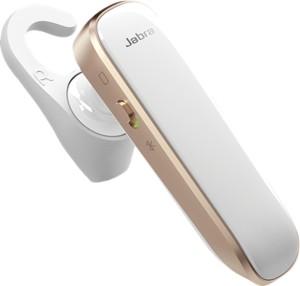 Jabra Boost Golden Wireless Bluetooth Headset With Mic