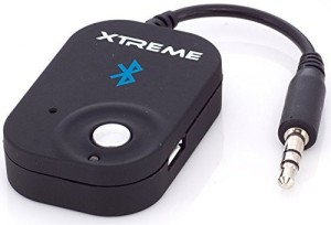 Xtreme Cables Xtreme Cables 51902 Bluetooth Audio Receiver With Mic, Black Headset with Mic