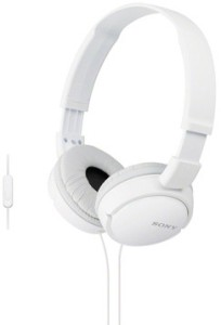 Sony MDR-ZX110-AP Wired Headset With Mic