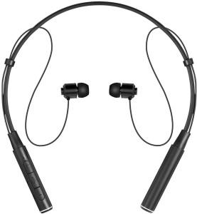 HiTechCart Roman Z6000 Wireless 4.1 Sport Headphone Neckband In-ear Stereo Earphone rophone Sweatproof Wireless Bluetooth Headset With Mic