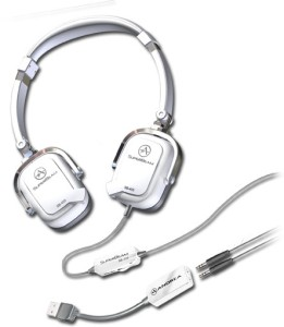 Andrea SB-405W Wired Headset With Mic