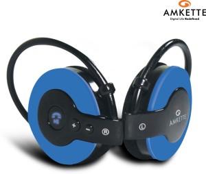 Amkette Trubeats IGO Wireless Bluetooth Headset With Mic