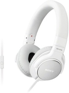 Sony MDR-ZX750AP Headset with Mic