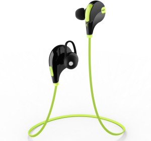 Aukey 4.1 In-Ear with Built-in Mic Wired Bluetooth Headset With Mic