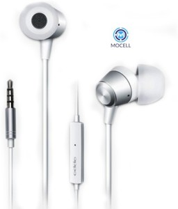 Mocell Opoearphone001 Wired Headset With Mic