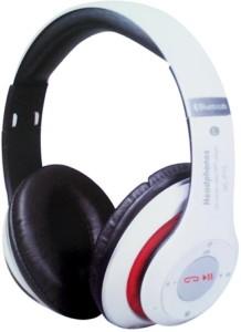 SData Plus Plus P-15 Snowhite Headset with Mic