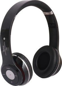 REJUVENATE S460 WIRED & WIRELESS WITH TF CARD SUPPORT Wired & Wireless Bluetooth Headset With Mic