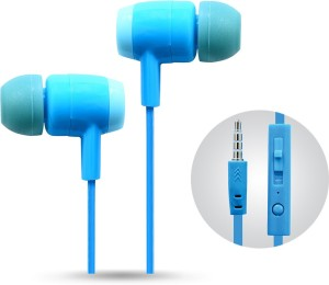Muven MV-210MSBL Echo Budz Headphones