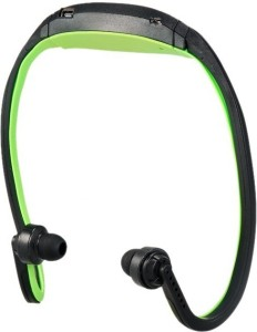 A Connect Z BS-19c Good Quality sound AR Headst- 619 Wireless Bluetooth Headset With Mic
