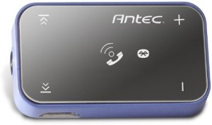 Antec Mobile Products Antec Bluetooth Receiver (Purple) Headset with Mic