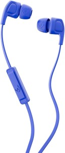 Skullcandy S2PGY-K616 Smokin Buds Wired Headset With Mic