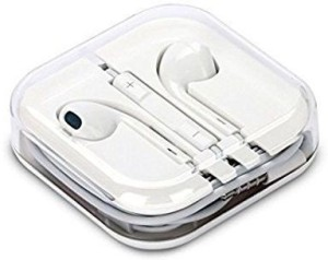 Kartsasta Earphones Headphones Earpods Earbuds With Mic For Apple iPhone / iPad / iPod Wired Headset With Mic