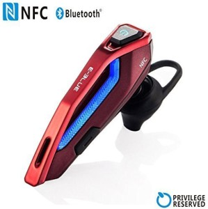 E-3lue E-3lue Headset Wired & Wireless Bluetooth Headset With Mic