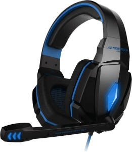 Kotion Each G4000 Wired Gaming Headset With Mic