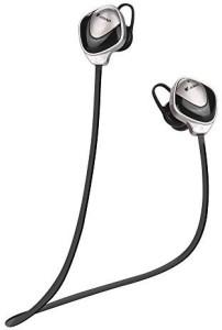 W-Sound Wsound Wireless Bluetooth Headset Sport Headphone In-Ear Earphone With Neckband Black Wireless Bluetooth Headset With Mic