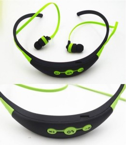 A Connect Z STN-110-Musical stud MB Headst- 191 Wireless Bluetooth Headset With Mic