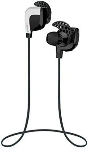 Arteck Arteck Wireless Bluetooth Sport Headphones w/Mic for Running Sports Earbuds with 8-Hour Playing Battery for iPhone iPod Android Smart Phones-Silver Wireless Bluetooth Headset With Mic