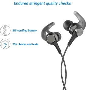 92902e3d085 Flipkart SmartBuy Wireless Bluetooth Headset With Mic Black Best ...