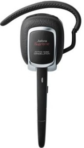 Jabra Supreme On-the-ear Wireless Bluetooth Headset With Mic