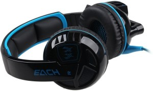 Kotion Each G6200 7.1 Channel USB Wired Gaming Headset With Mic