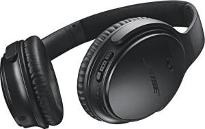 aeac370f67d Bose QuietComfort 35 Wireless Bluetooth Headset With Mic Black Best ...