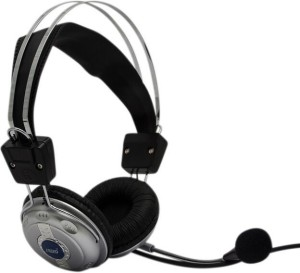 Speed Headphone with Mike for Net Chatting Headphones