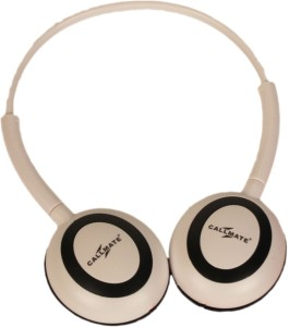 callmate headphone ovel with mic wired headset with mic white best