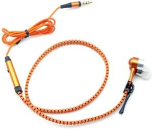 Wellcare Zipper Handfree For LG T585 Headphones