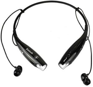 6b7f80f517a Luxmo LUXMO HV-800 Bluetooth Wireless Headset Stereo Headphone Earphone  with Sport Handfree Universal Built
