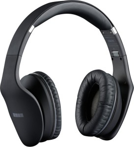 Interstep IS-BT-SBH200BLK Wireless Bluetooth Headset With Mic