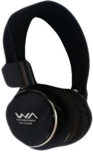 VU4 TM001 Stereo Wired & Wireless Bluetooth Headset With Mic