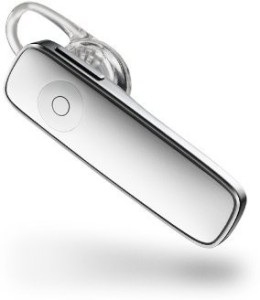 Plantronics Plantronics M165 Marque 2 Ultralight Bluetooth Headset - Retail Packaging - White Headset with Mic