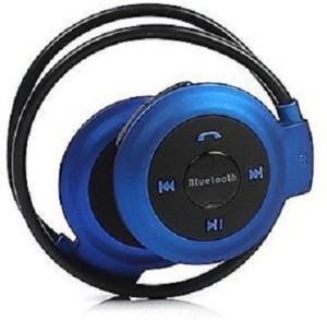 Ae mobile Accessorize MINI 503 HEADPHONE BLU Wireless Bluetooth Headset With Mic