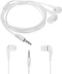 Being Desi Earphone for Samsung,HTC,& all android devices Wired Gaming Headset With Mic