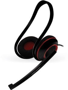 Amkette Truchat Fusion Wired Headset with Mic