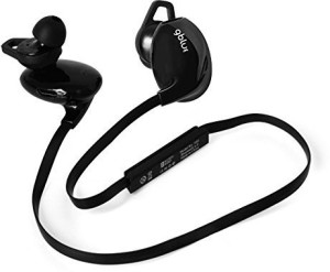 stardrift Stardrift Stereo Bluetooth Sports Headset In Era Earphone Lightweight Sweatproof for Sports Running Gym Hiking for iPhone 6 6 Plus 5S 5C Samsung Galaxy Note 5 4 3 S6 S5 S4 Black Headset with Mic