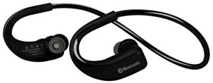 Sunorm Sunorm Bluetooth 4.0 Sport Headset Wireless Headphones rophone for Sport Running Noise Cancelling Earbud Earphone for Cell Phone (Black) Wireless Bluetooth Gaming Headset With Mic