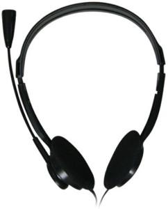 Zebronics Headphone  11HM Wired Headset With Mic