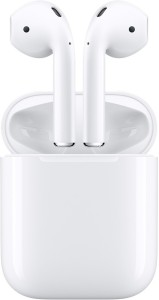 Apple AirPods Wireless Bluetooth Headset With Mic