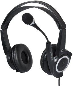 Cognetix Ione Cx287 Wired Headset with Mic
